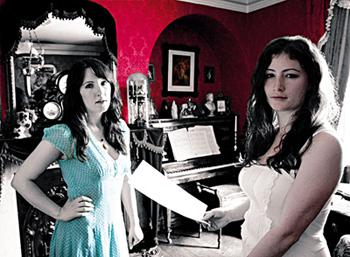 Becky and Rachel Unthank