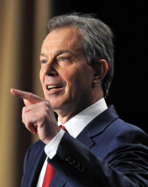 Britain's Ex-PM (phew)