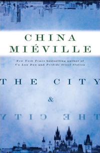 """The City and The City"" US Cover"