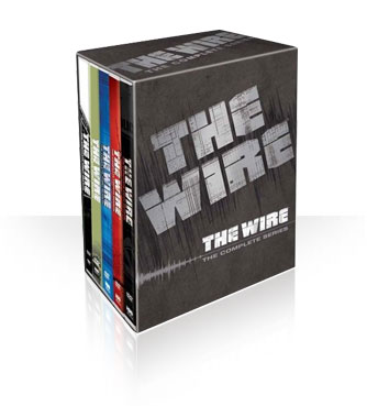 The Wire Box Set