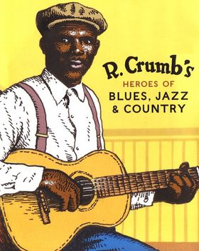 R Crumb's History of Blues, Jazz & Country