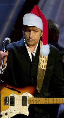 Santa Bobby ...