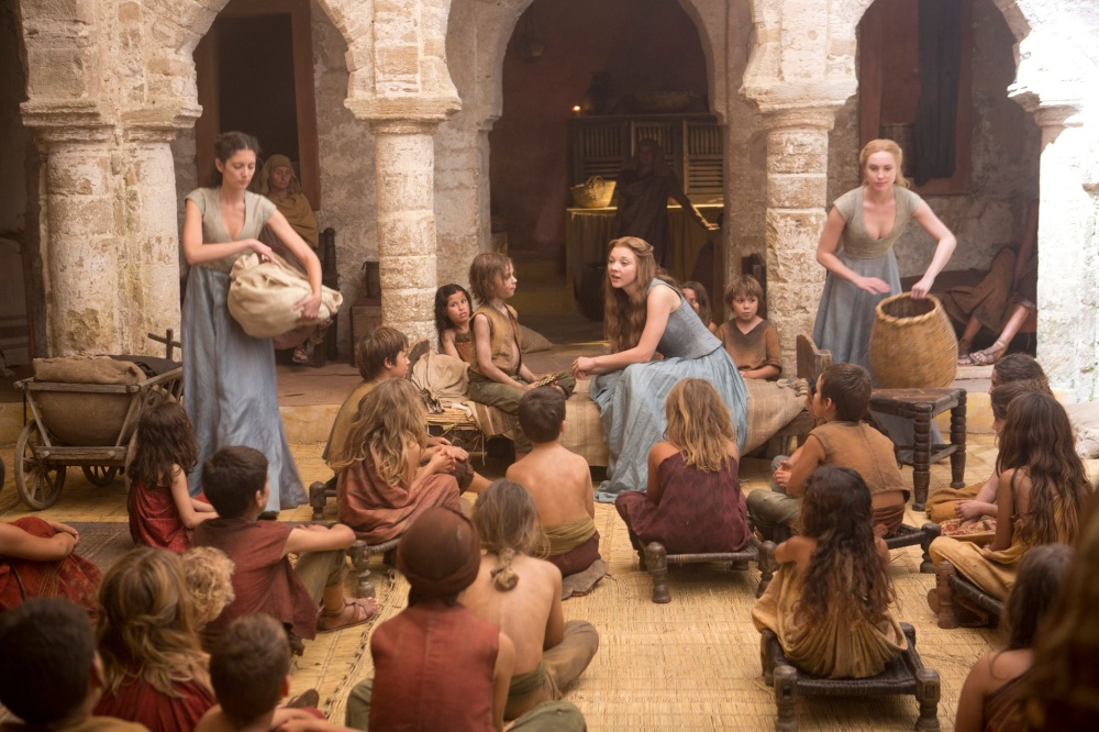 Game of Thrones S3x01